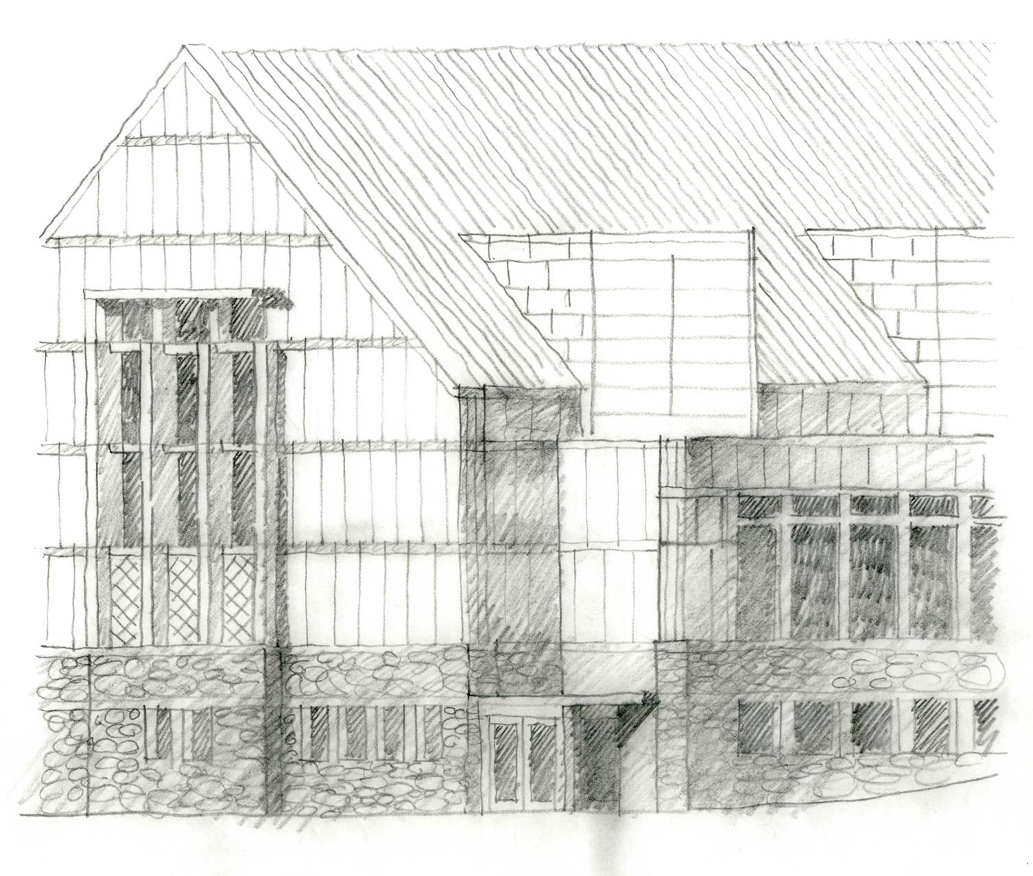 Exterior Corner Study