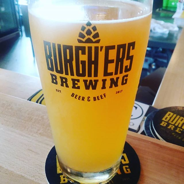 Time to recharge. See you next Tuesday 😉 #burghersbrewing #sundayfunday