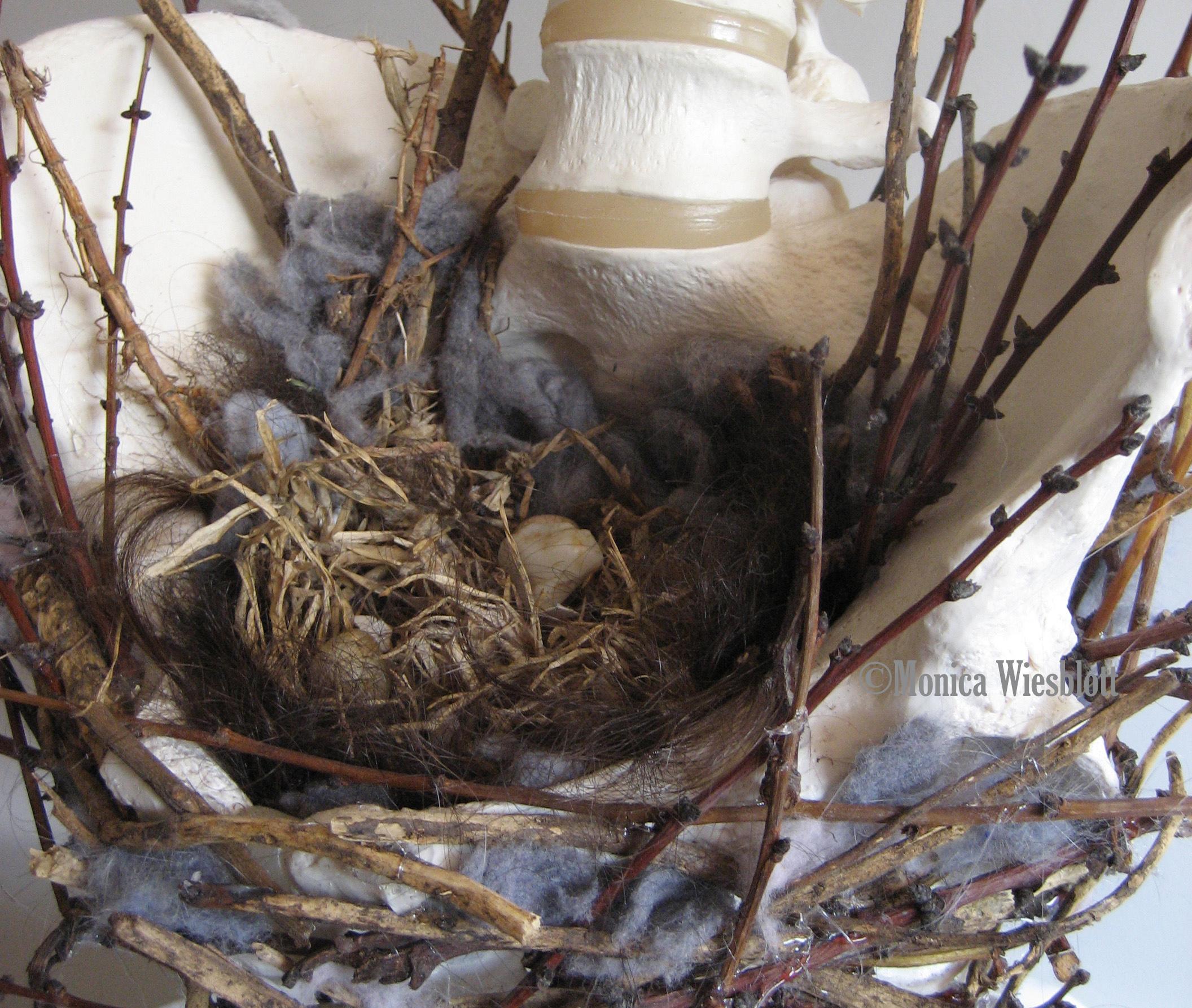 I tried nesting-Detail