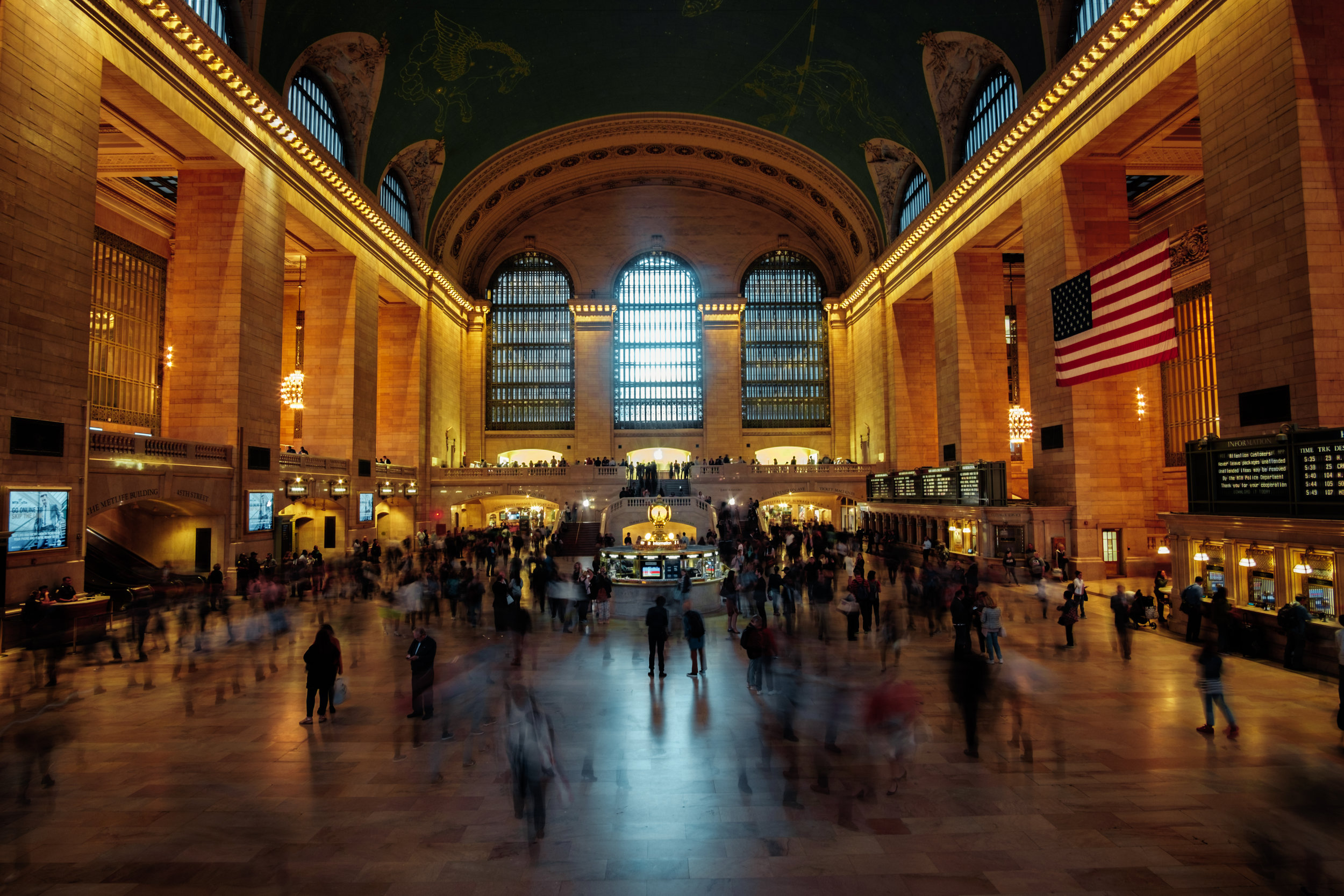 The Grand Central - A classic.