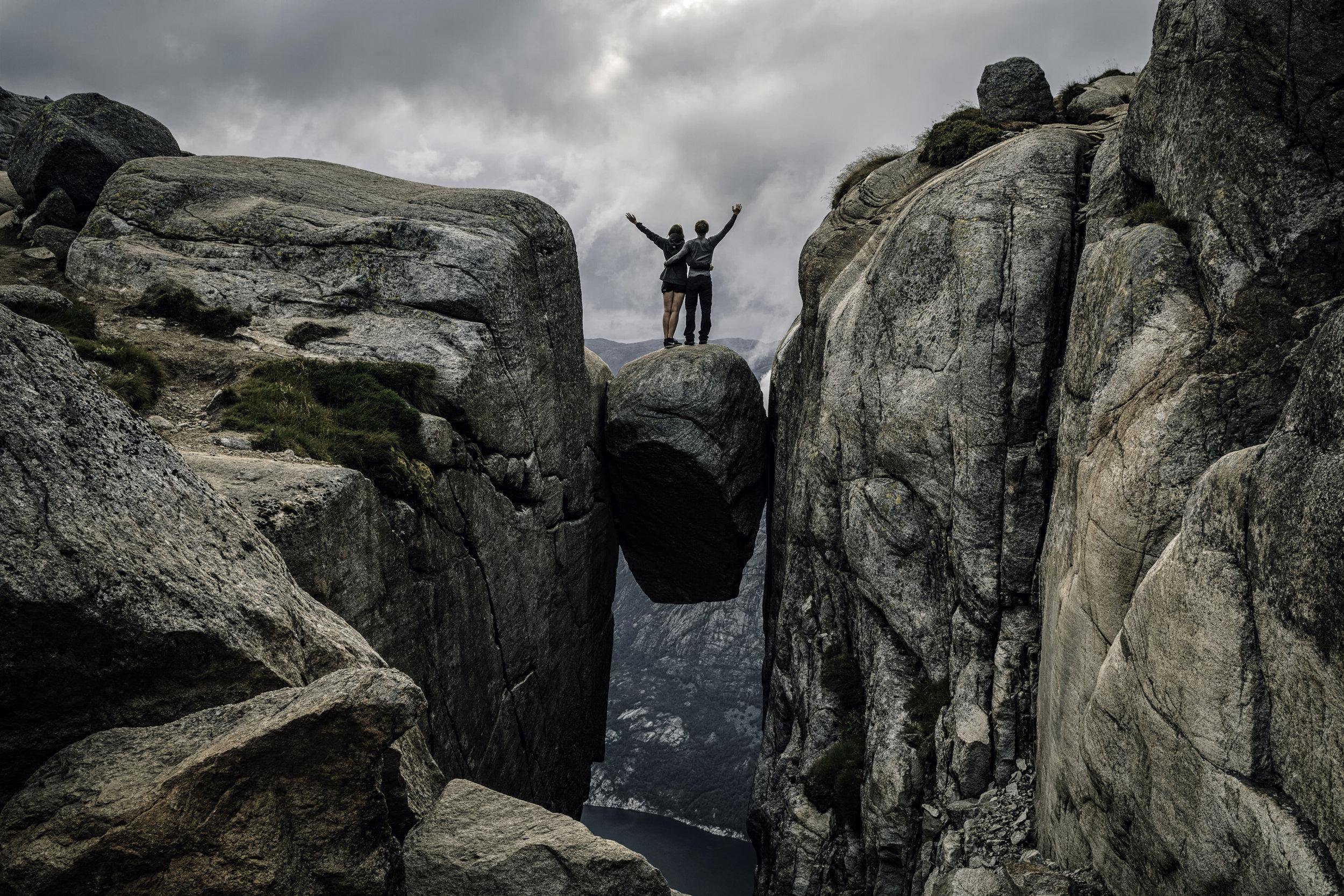 Kjeragbolten | Forsand |Norway