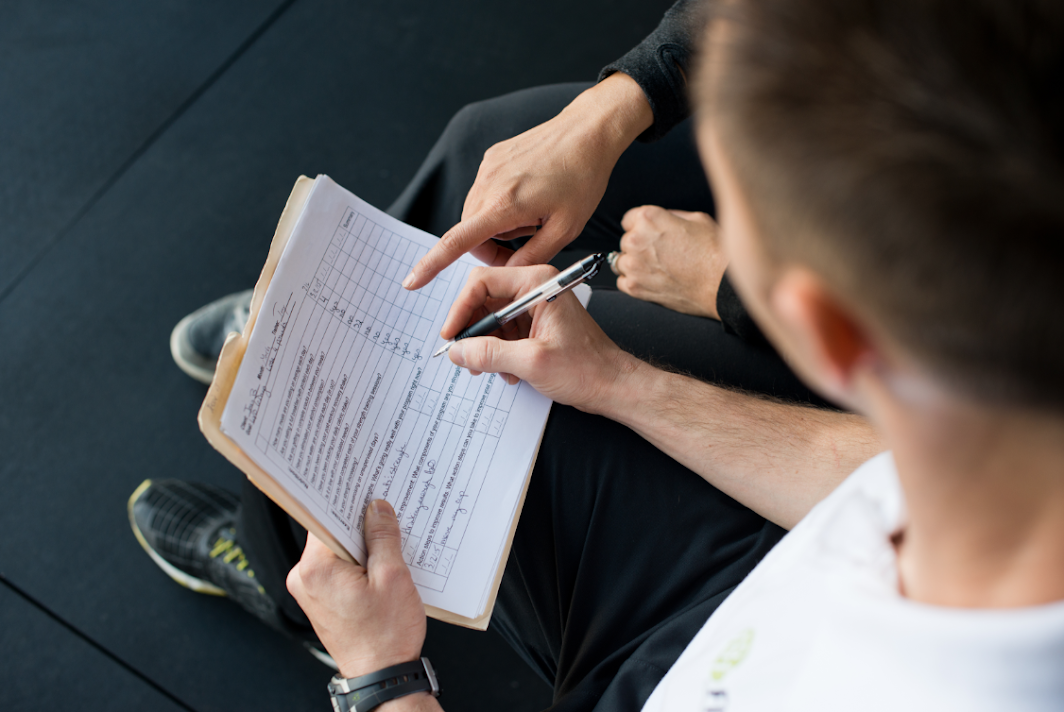 Click Below to Sign Up for Your No Sweat Intro! - Your No Sweat Intro is a 20 minute 1-on-1 meeting where we will work together to create your customized plan, answer all of your questions, and get you started on the right track.
