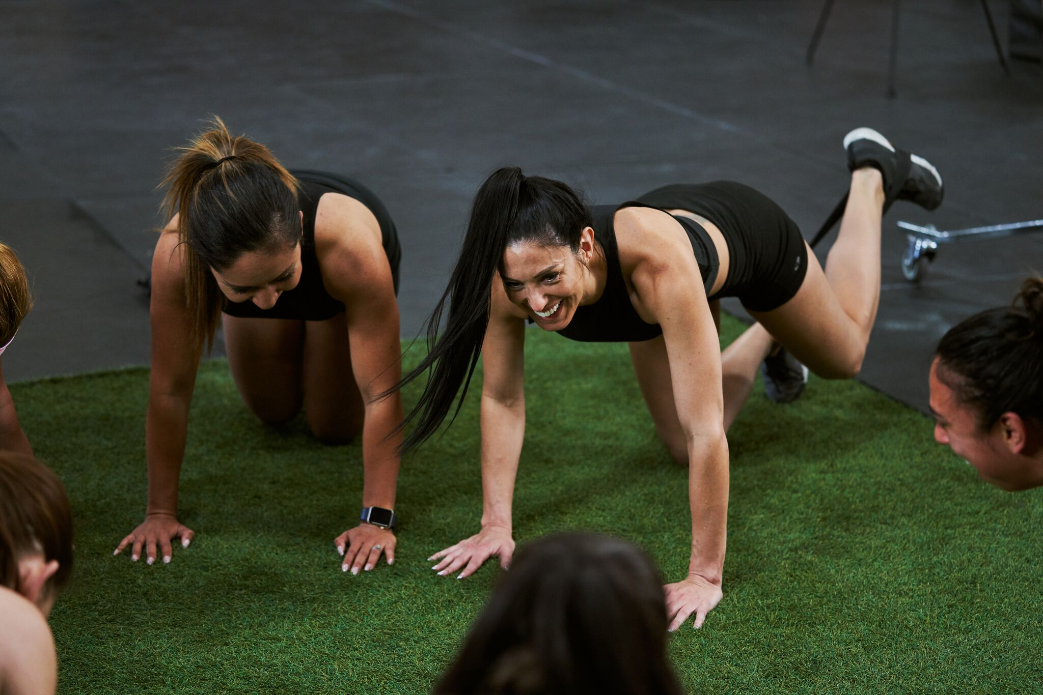 Join Our Group Fitness Classes - Our group classes are designed to help you build lean muscle and tone up while burning fat all at the same time. Every class is different so we're sure to have something that'll make coming to the gym fun!
