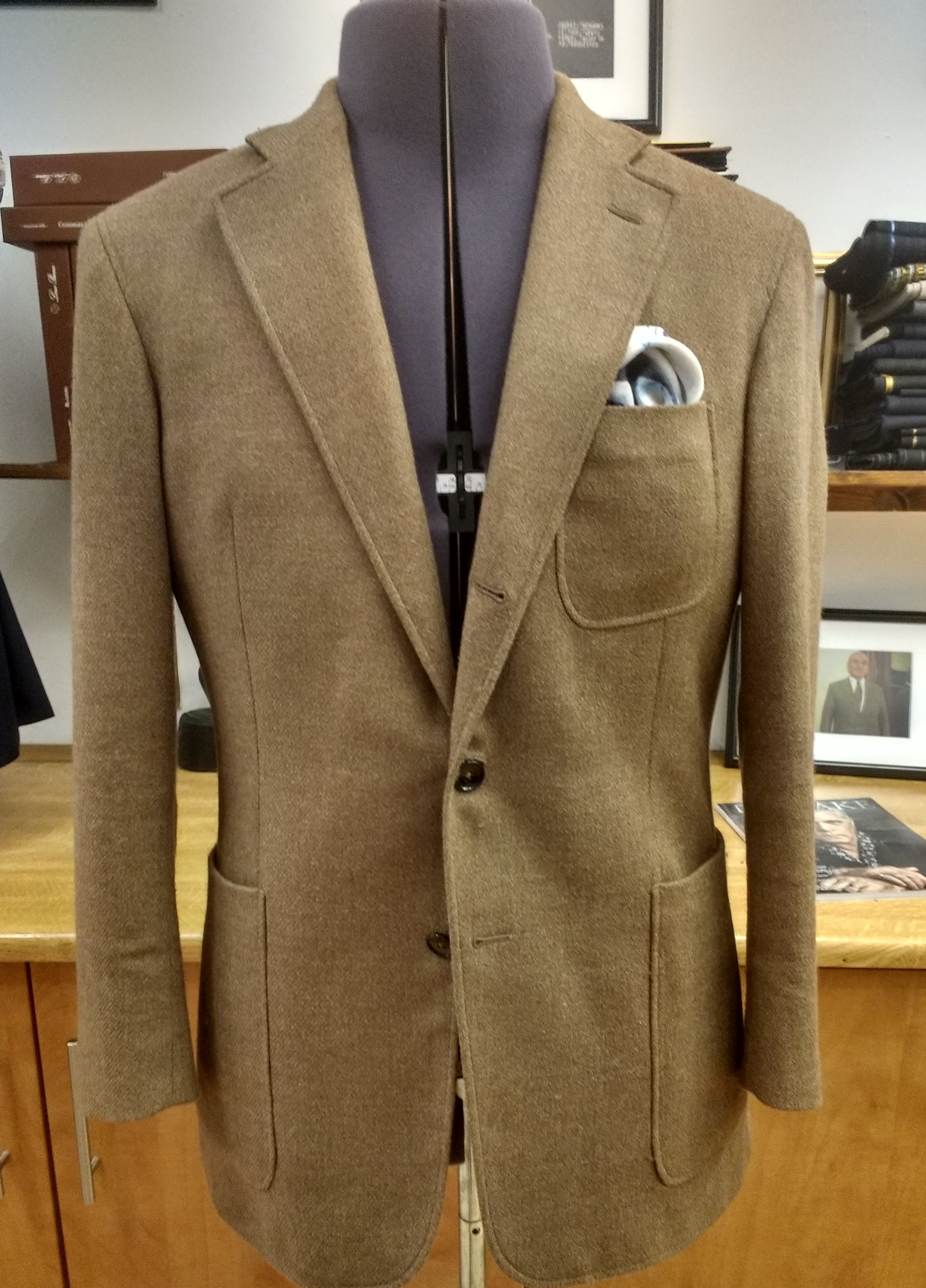 Colmore Tailors | Loro Piana Jacket