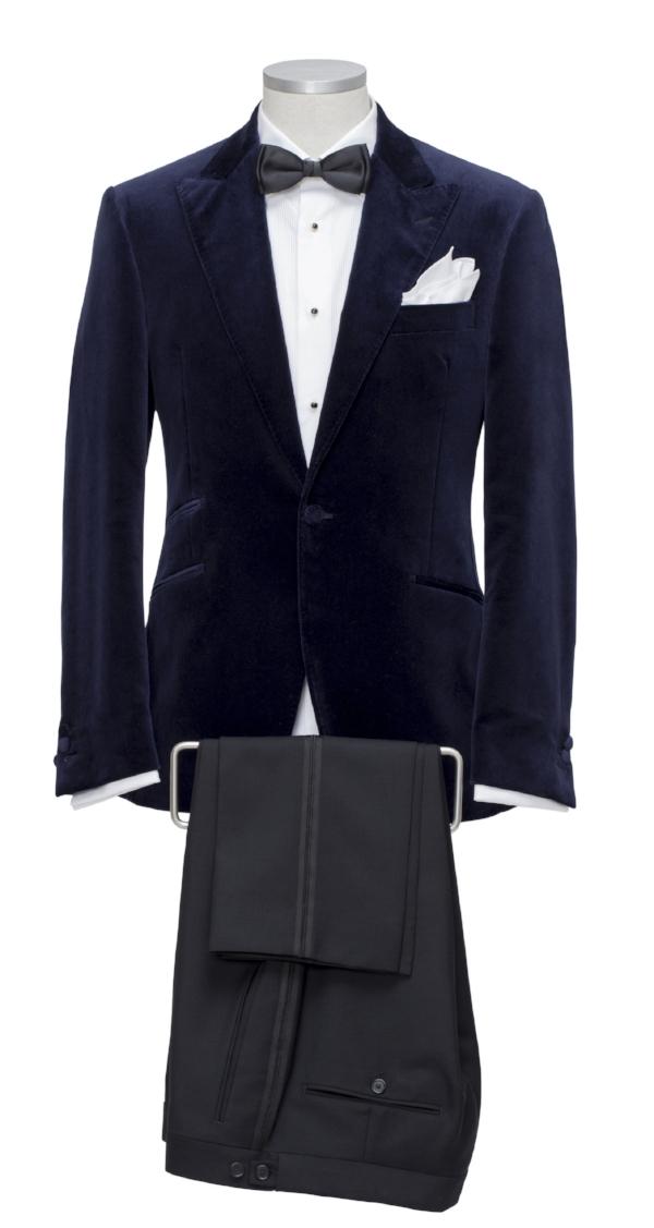 Colmore Tailors | Velvet Evening Jacket