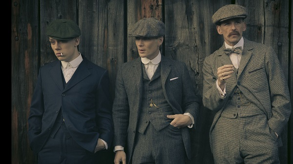 That Peaky Blinder Look | Dress Like a Shelby