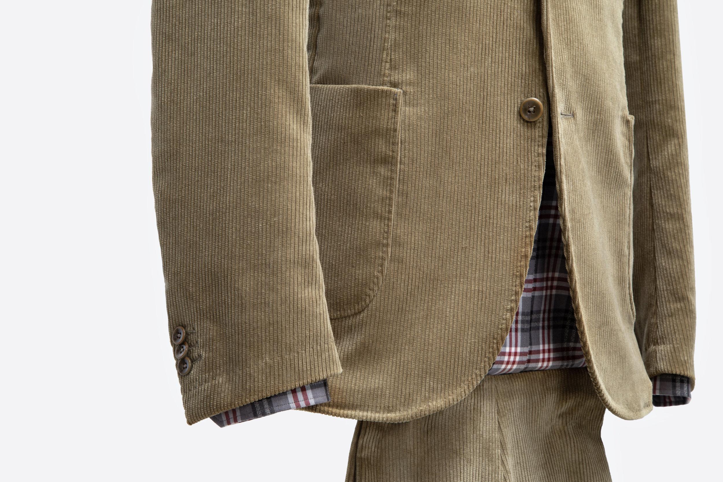 Brisbane Moss - Casual Jacket
