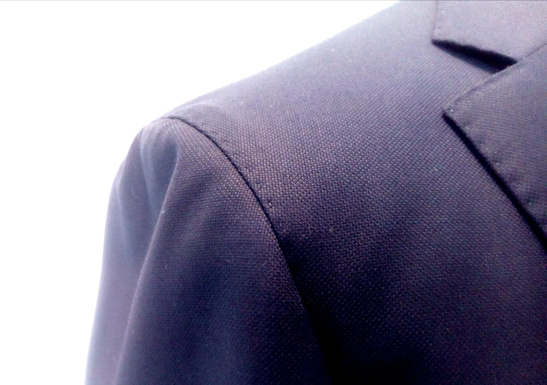 Spalla Camicia or Shirt Sleeve Shoulder