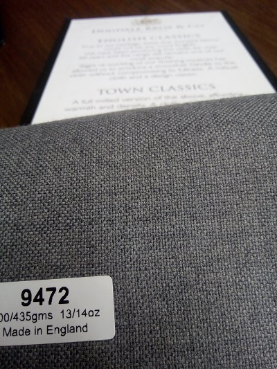 Dugdale Bros 9472 | Colmore Tailors