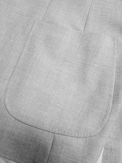 Curved Patch Pocket | Colmore Tailors