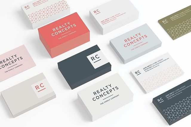 So excited for the launch of @realtyconcepts new look yesterday. Their core values and amazing company culture remain the same, and now have an updated identity to reflect where they are today. Very excited to be working with them- and for what comes in the weeks and months ahead- congrats you guys!!!! #creative #agency #realestate #realtyconcepts