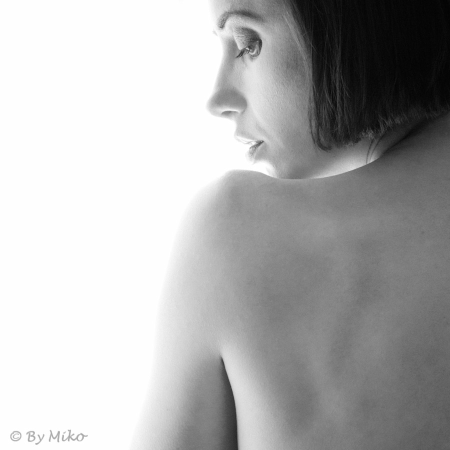 Model: Paranoja  MUA: Karina Czapla