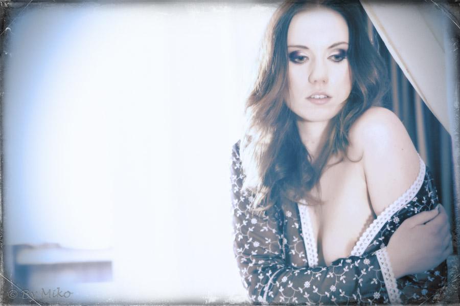 model: Malwina Sasin  MUA: Renata Bator