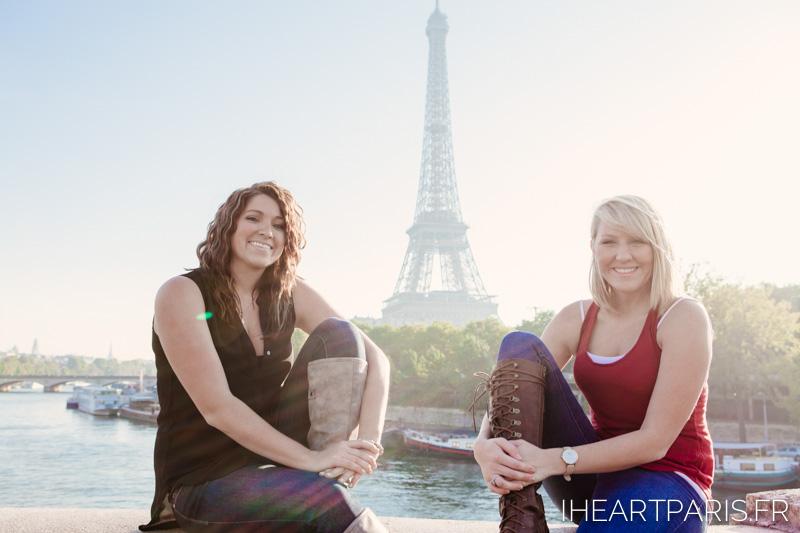 American in Paris  Friends Bir Hakeim IheartParis