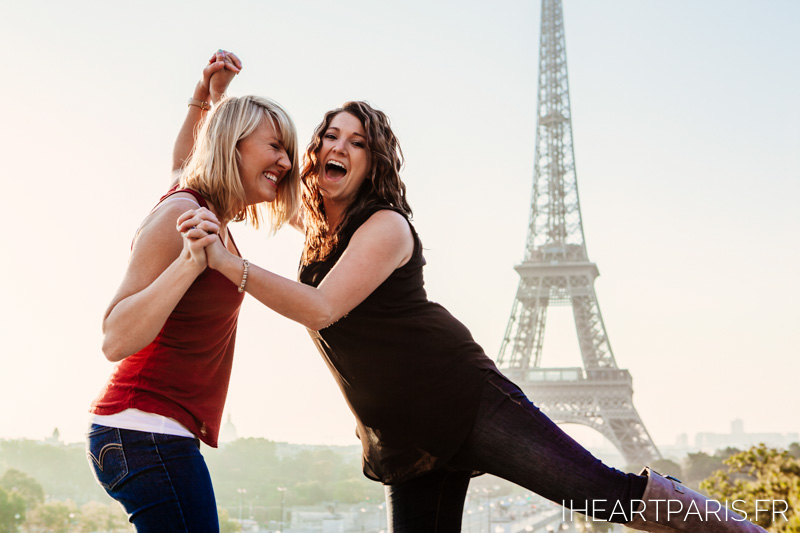 Fun Eiffel Tower IheartParis