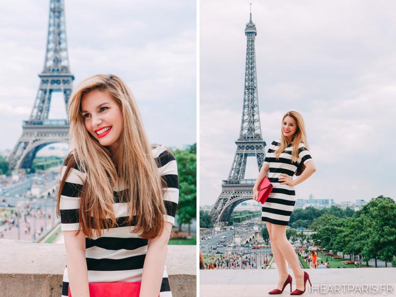 Personal Branding Eiffel Tower Paris IheartParis