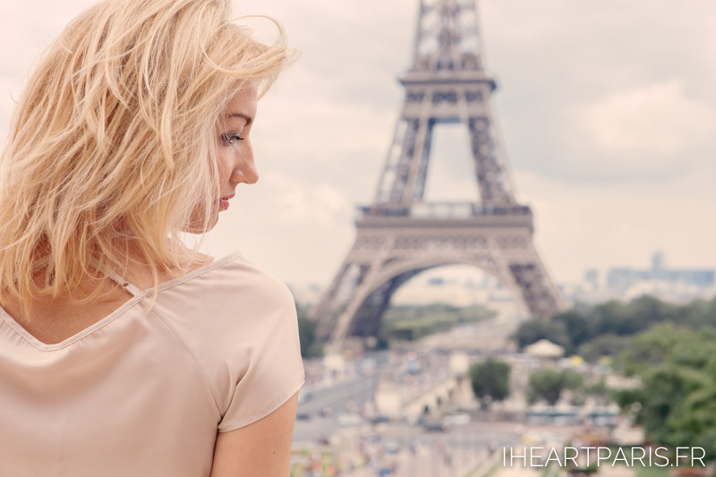 Photoshoot Eiffel Tower Paris Bday IheartParis