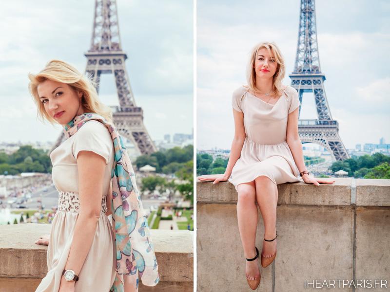 Portraits Eiffel Tower Photographer IheartParis