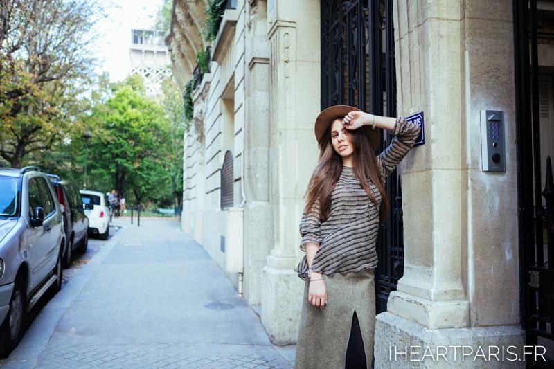Paris Photographer Fashion Lookbook