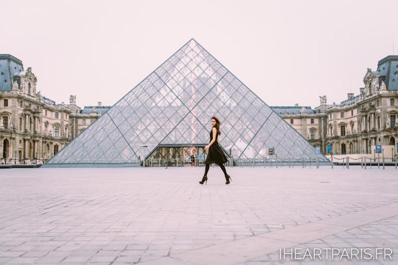 Paris Portrait Photographer Fashion Designer Louvre