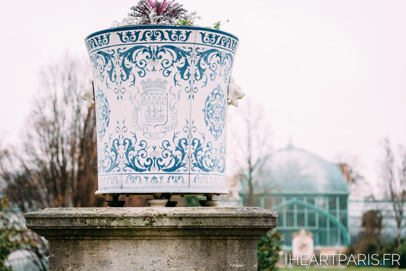Photographer Paris Postcards Boulogne Vase IheartParisfr