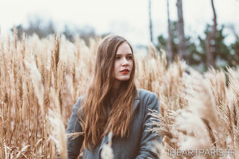 Portrait Paris Photographer Fashion Salad instagram blogger IheartParisfr