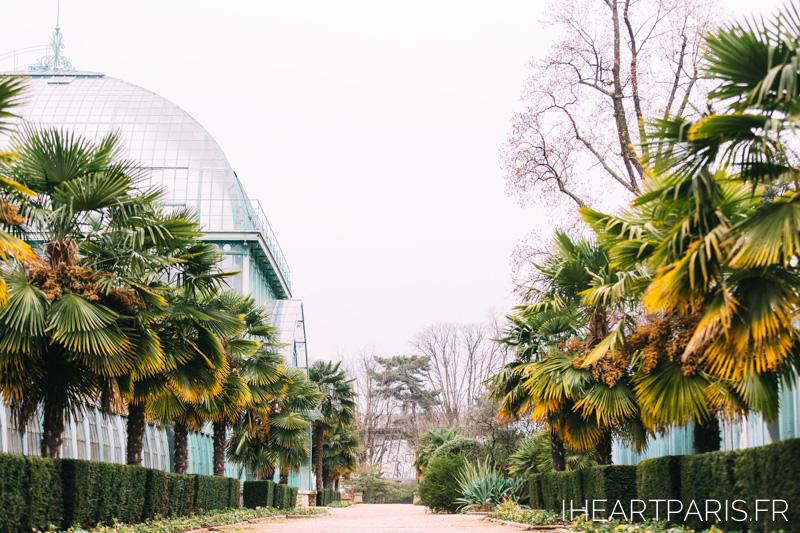 Postcards Paris Boulonge Greenhouse IheartParisfr