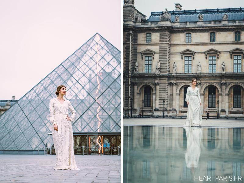 Paris Photographer Fashion Designer Portraits Louvre IheartParisfr