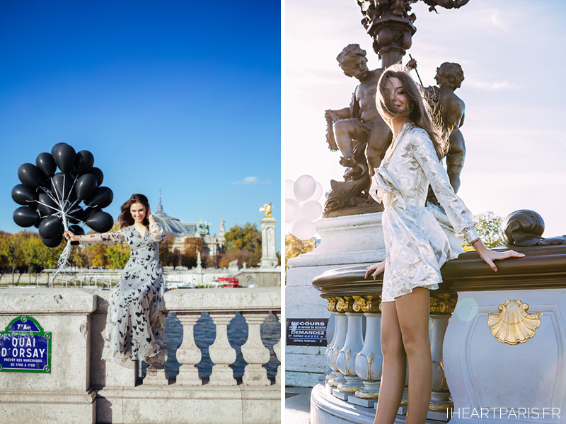 Paris Photographer Fashion Lookbook Lesya Nebo IheartParisfr