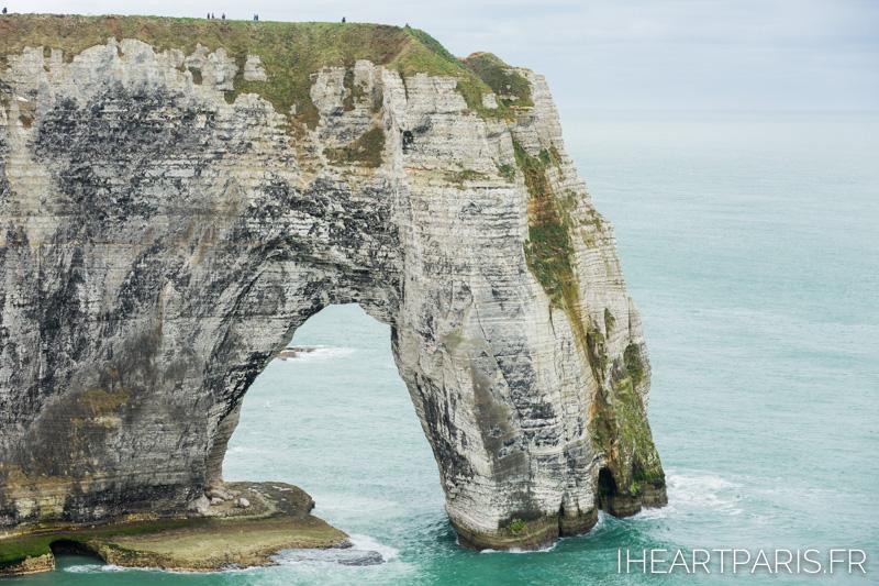 Paris Photographer postcards etretat cliff iheartparisfr