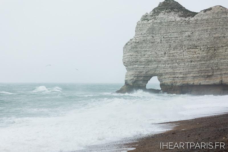 Paris Phtographer Postcards Cliffs Etretat right iheartparisfr