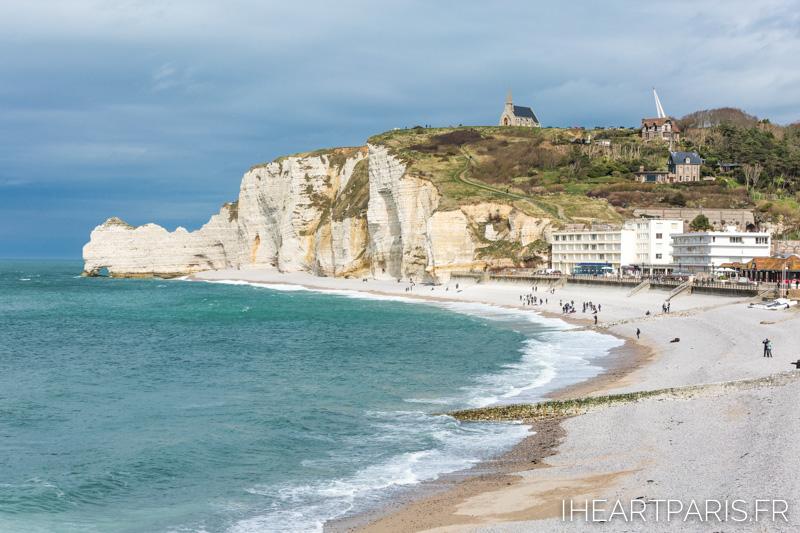 Photographer in Paris postcards etretat beach iheartparisfr