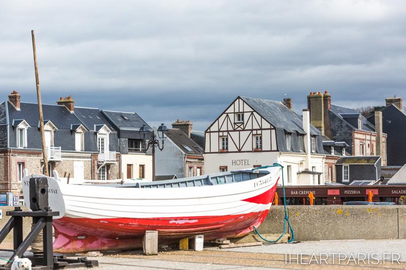 Photographer in Paris postcards etretat boat iheartparisfr