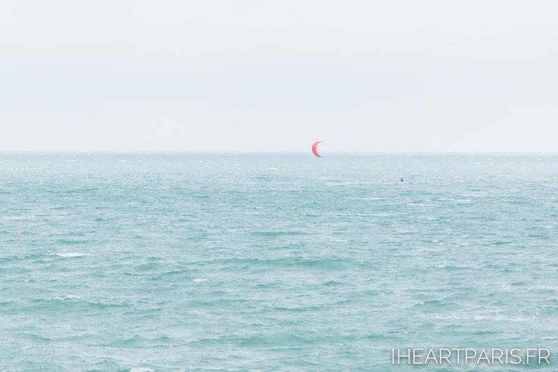 Photographer in Paris postcards fecamp kite surfig iheartparisfr