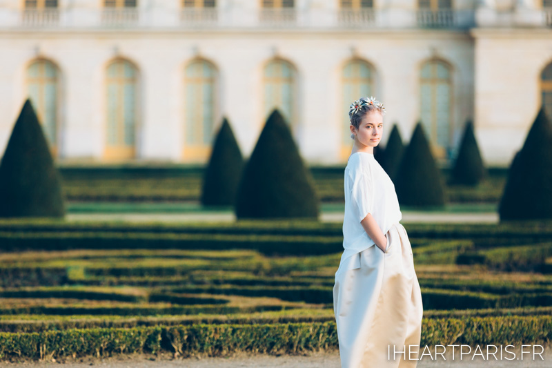 Kiki Sunshine, Paris Photographer, Fashion Blogger, Versailles, IheartParisfr