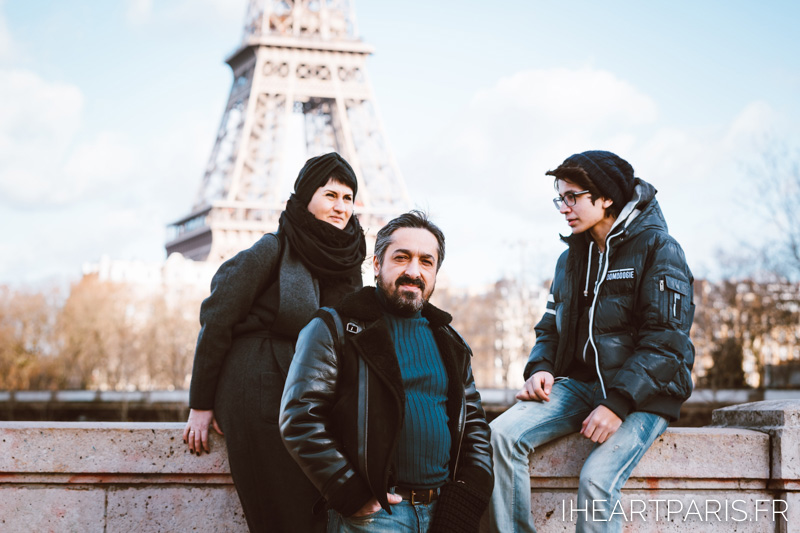 Paris Photographer, Paris Family Photographer, Family Photosession Paris,  Bir Hakeim, Eiffel Tower, IheartParisfr