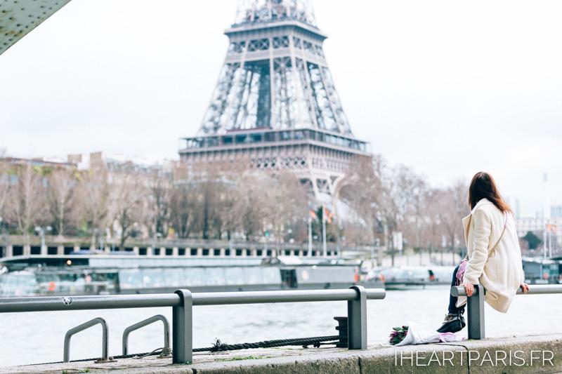 Photographer in Paris, Paris Portraits, Paris Photographer, Personal Branding, Eiffel Tower, Spring