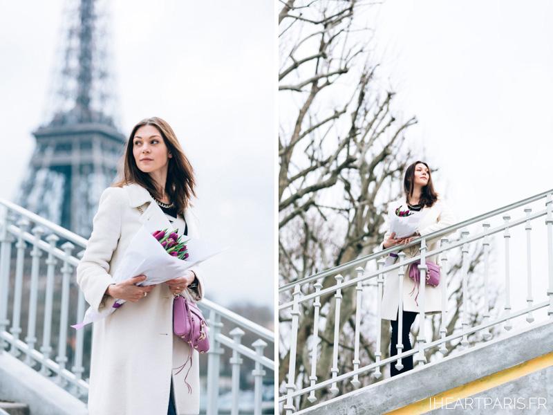 Photographer in Paris, Paris Portraits, Paris Photographer, Personal Branding, Eiffel Tower