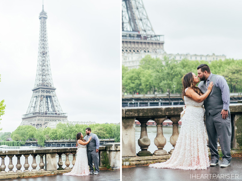 Wedding Photographer Paris, Paris Elopement, Eiffel Tower, IheartParisfr