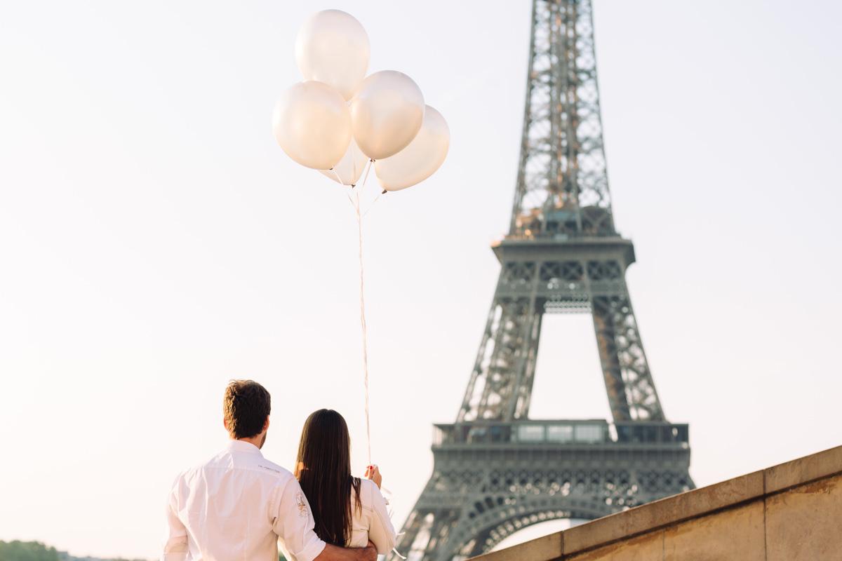Photographer in Paris Eiffel Tower Mini session Trocadero Iheartparisfr