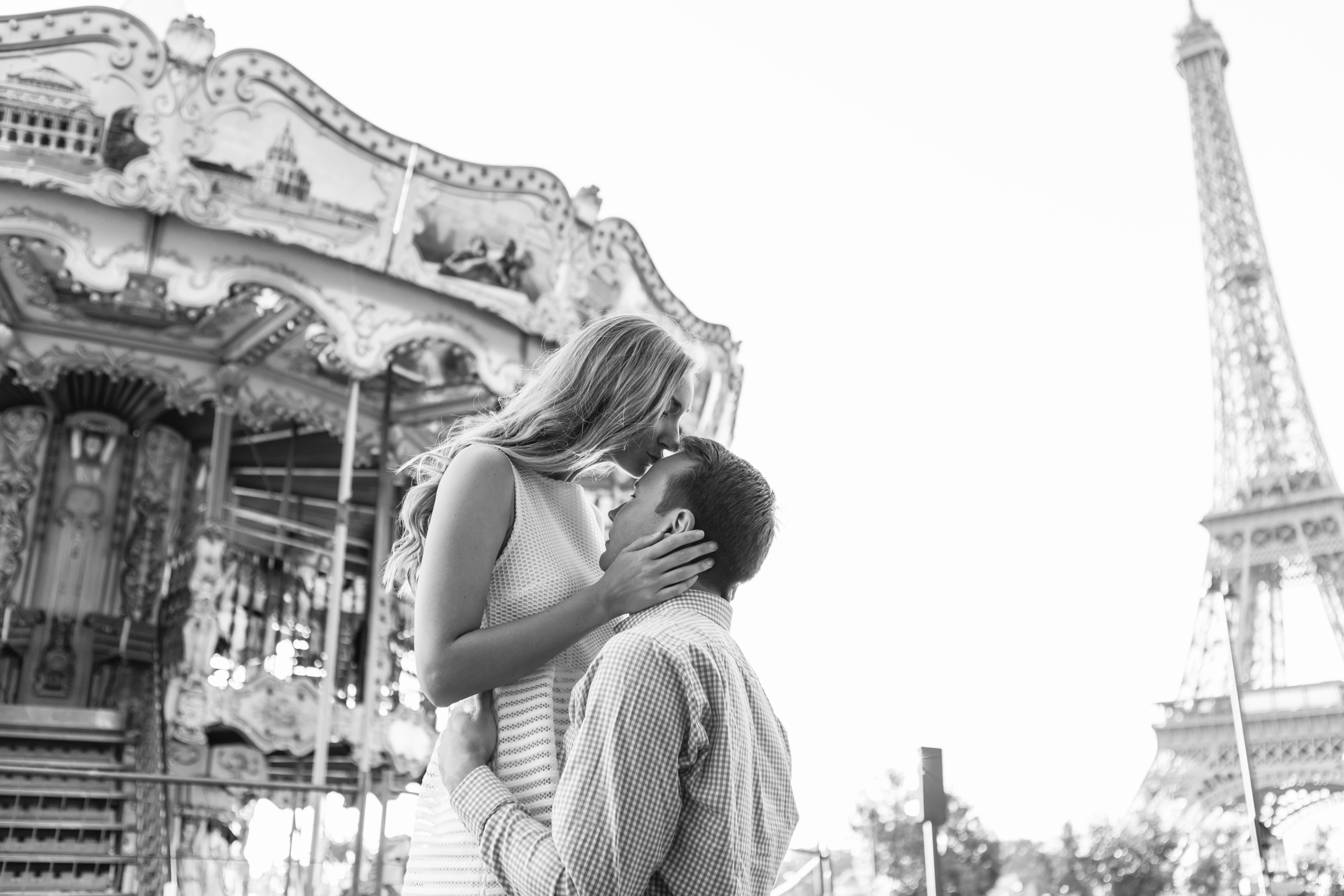Photographer in Paris, Eiffel Tower, Carousel, Couple Session, Iheartparisfr