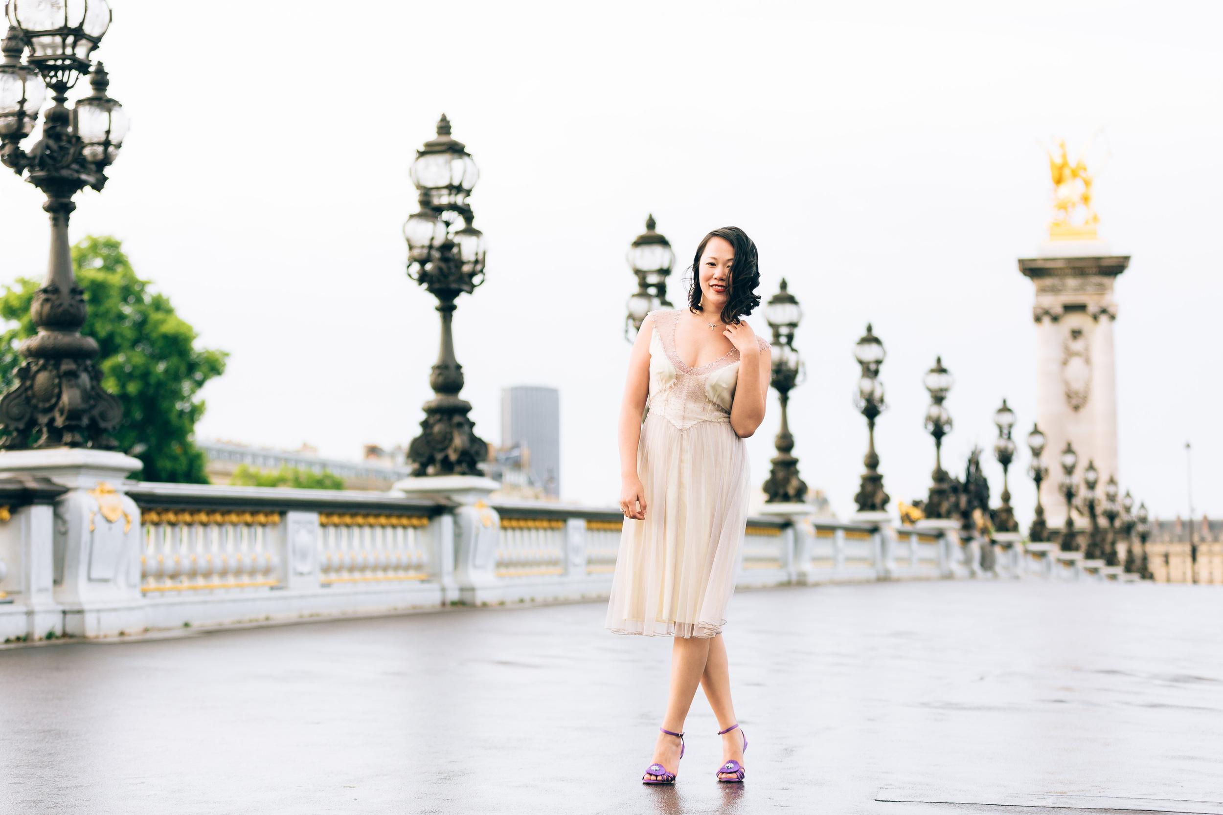 Photographer in Paris, Alexander 3 bridge, Birthday, individual portrait, IheartParisfr