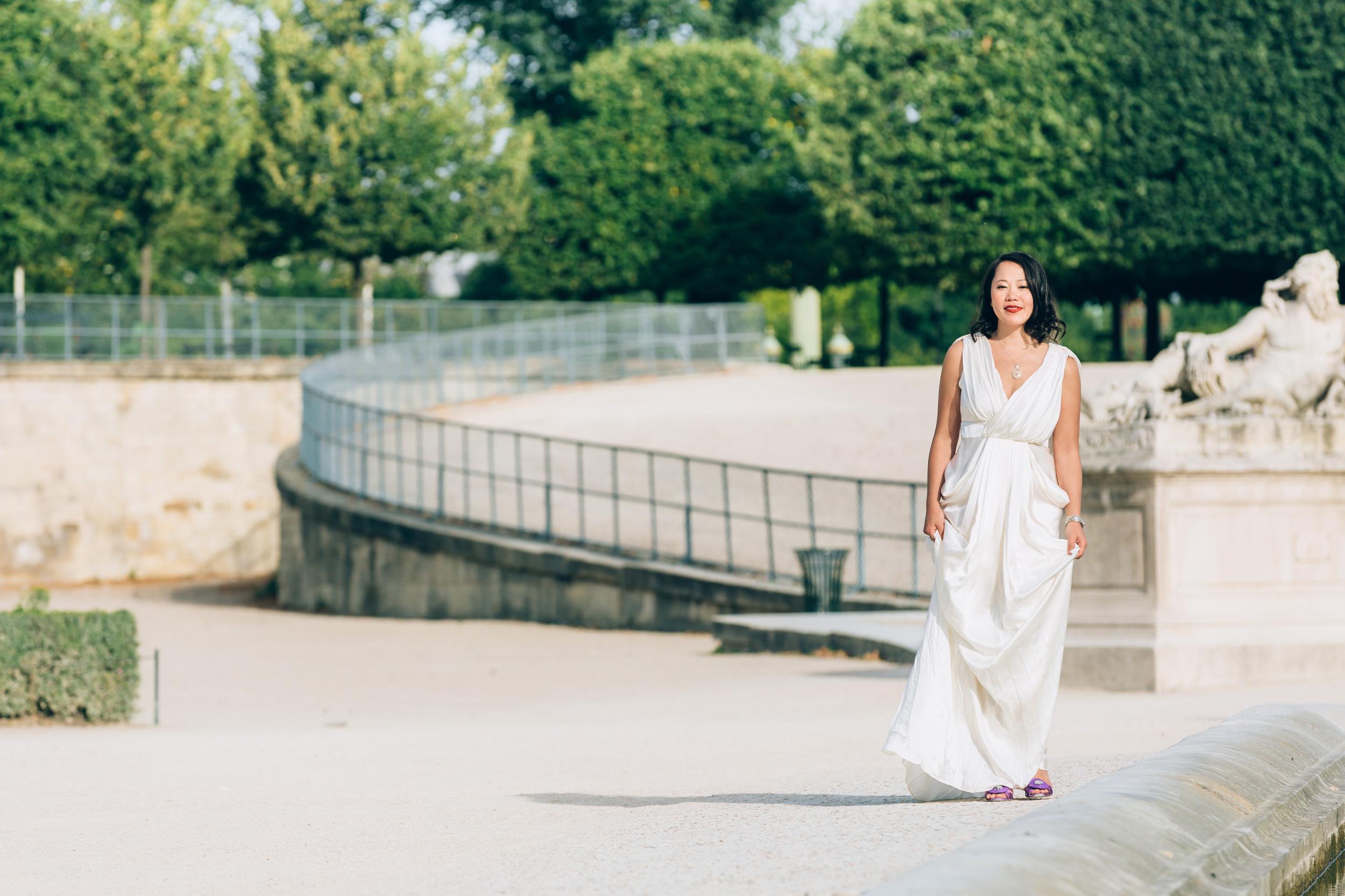 Paris Photographer, Birthday, Tuileries garden, personal branding, IheartParisfr