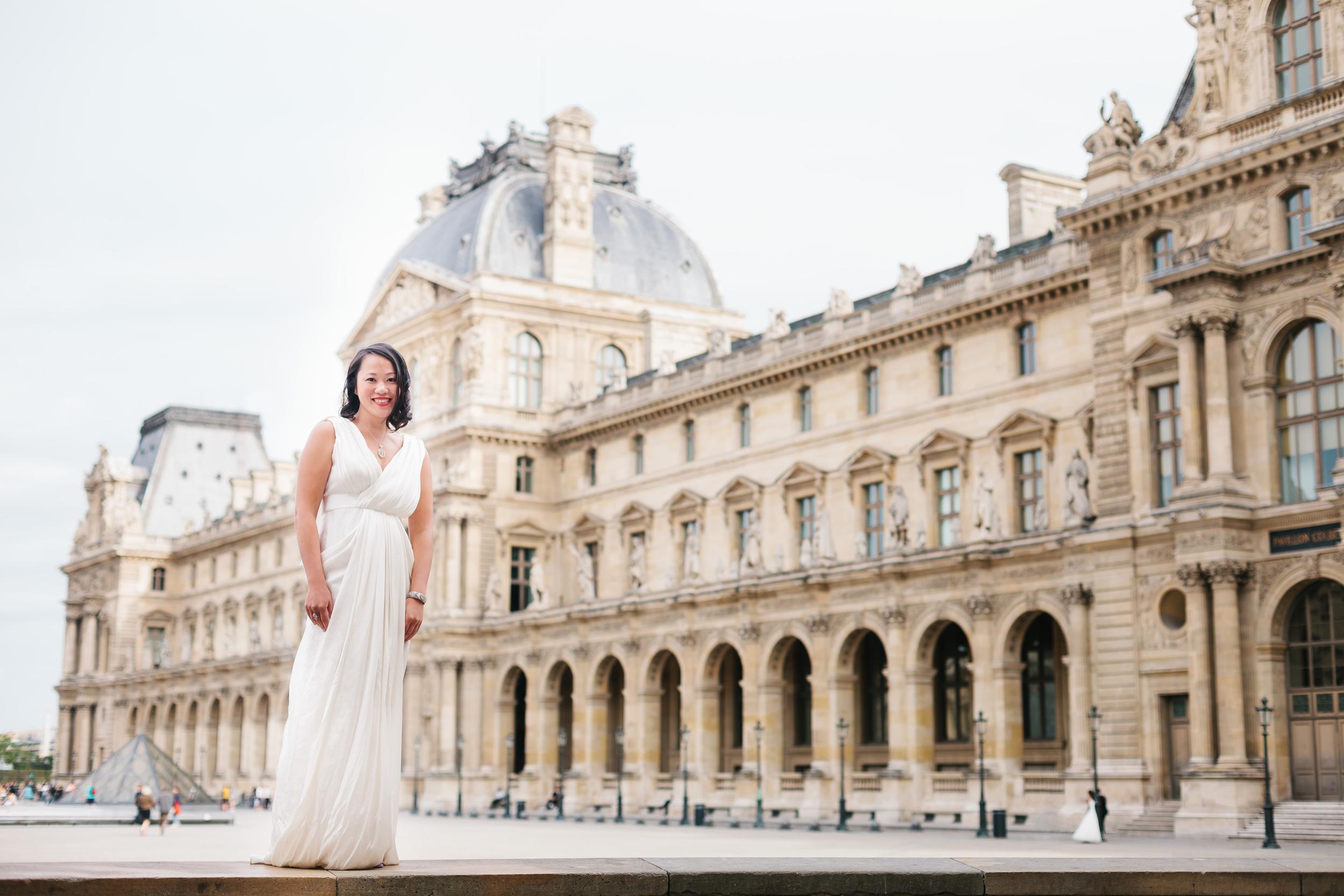 Photographer in Paris, The Louvre, Birthday, individual portrait, IheartParisfr