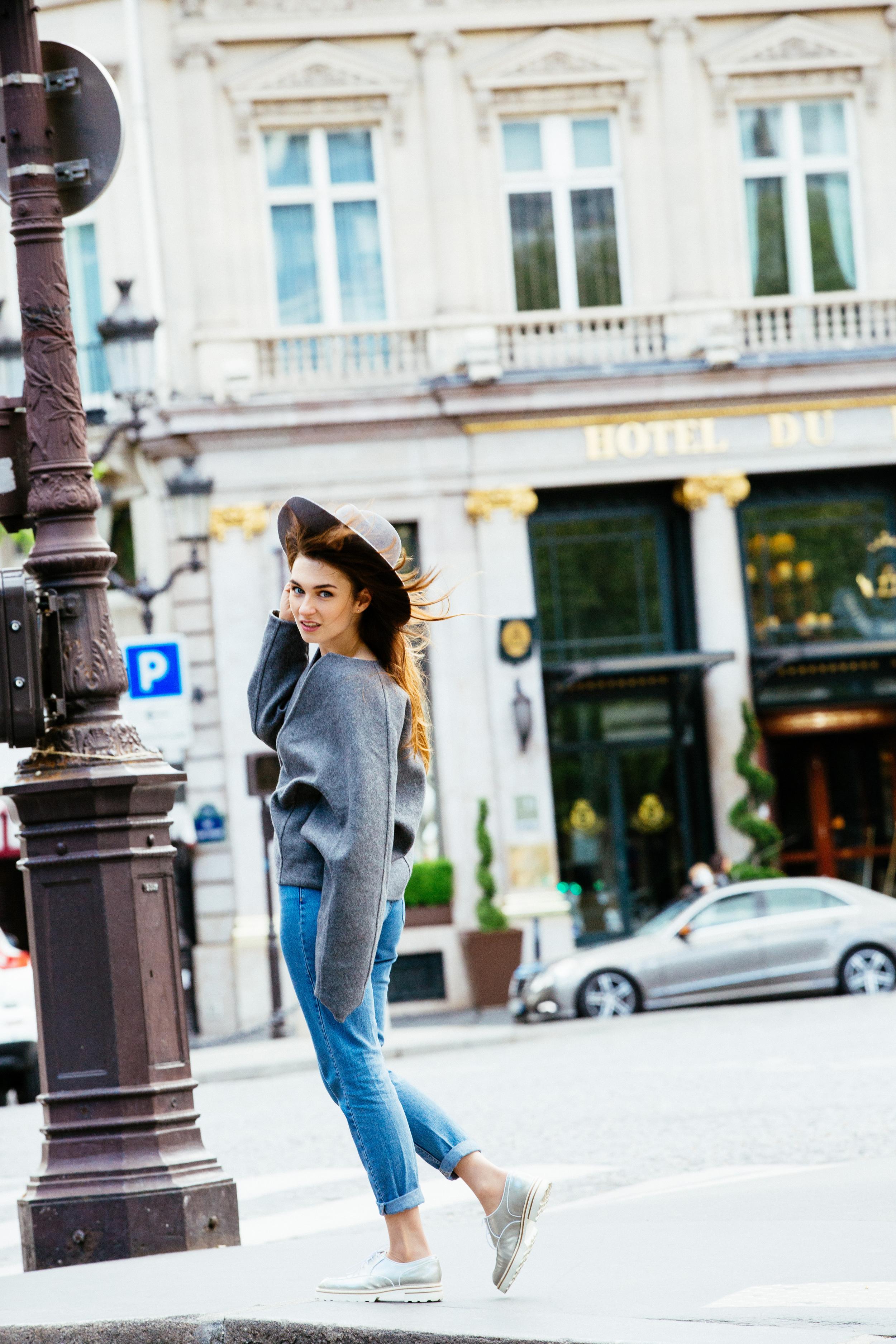 Paris Photographer Street style Lookbook Brand Iheartparisfr