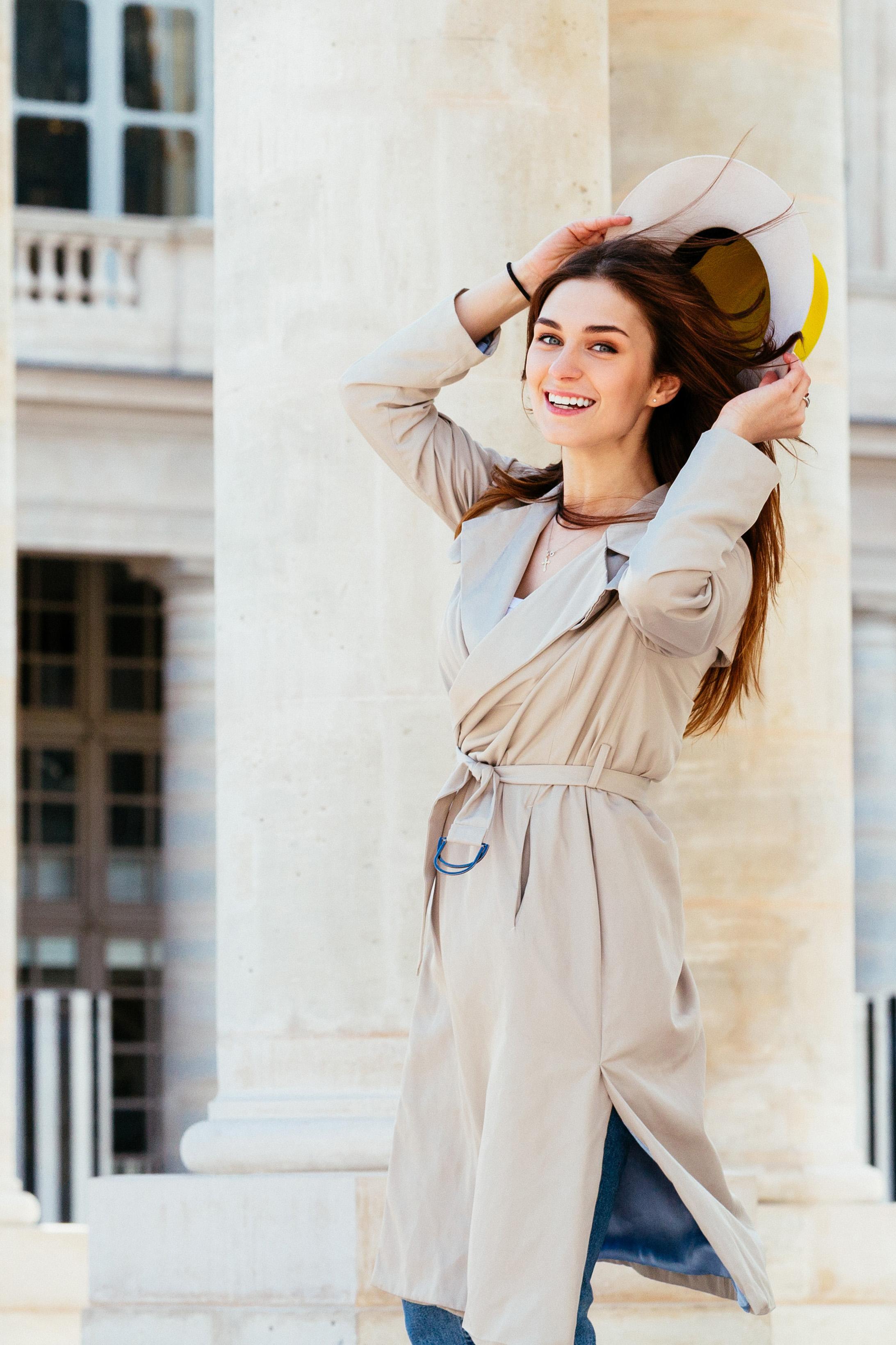 Paris Photographer Palais Royal Brand Lookbook fashion brand Iheartparisfr