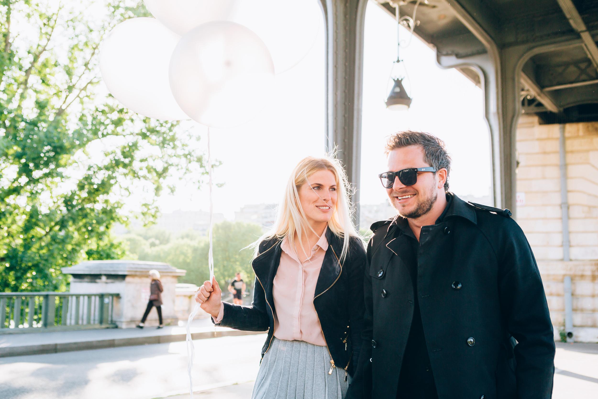 Photographer in Paris, Surprise Proposal, Bir Hakeim, Eiffel Tower, Engagement, Iheartparisfr