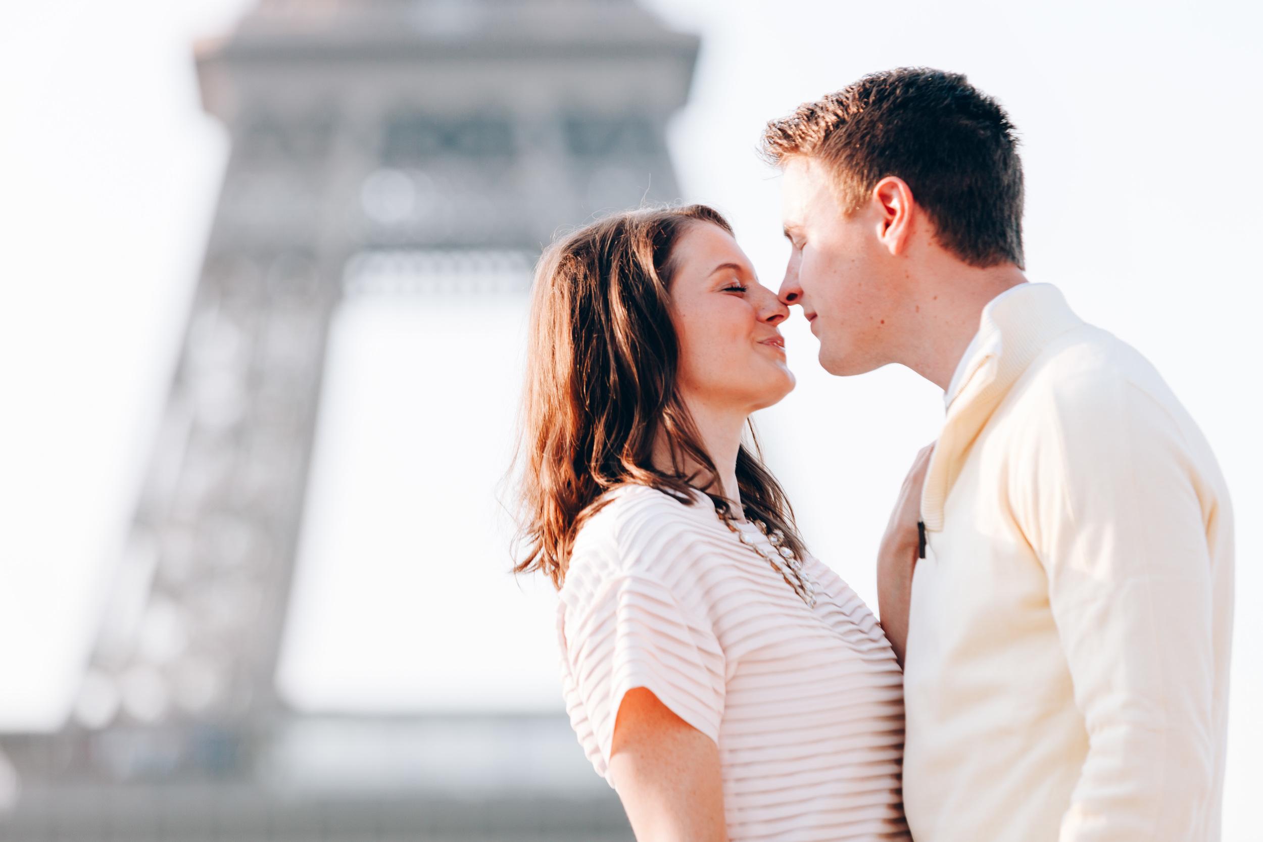 Photographer in Paris, Eiffel Tower, Engagement, Surprise Proposal, Iheartparisfr