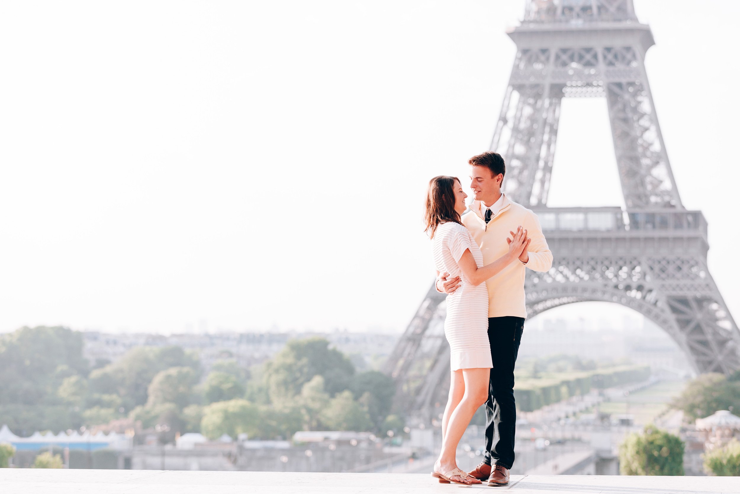 Paris Photographer, Eiffel Tower, dance, Surprise Proposal, Iheartparisfr