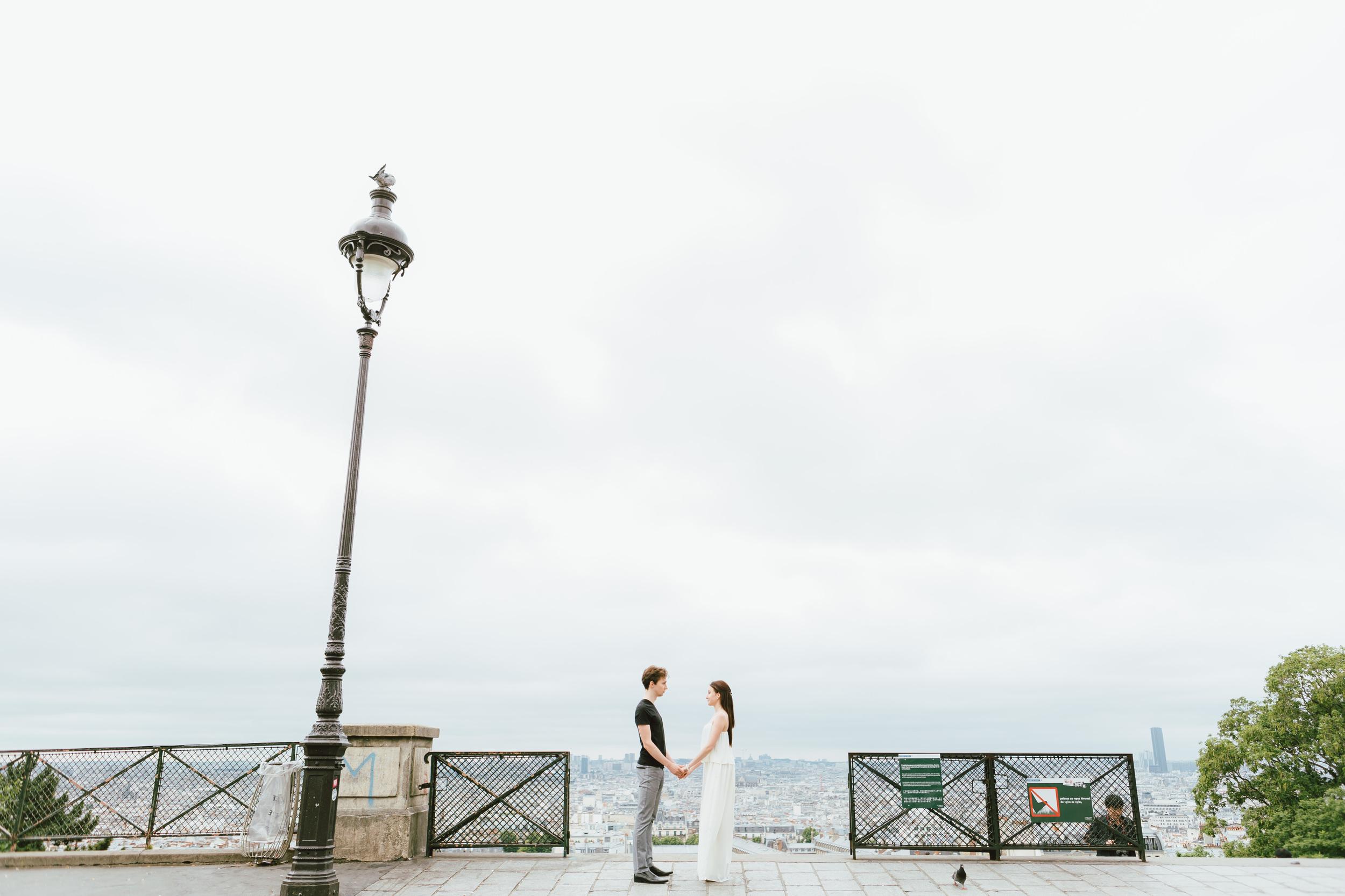 Photographer in Paris, Montmartre, Lovestory, sacre coeur, iheartparisfr